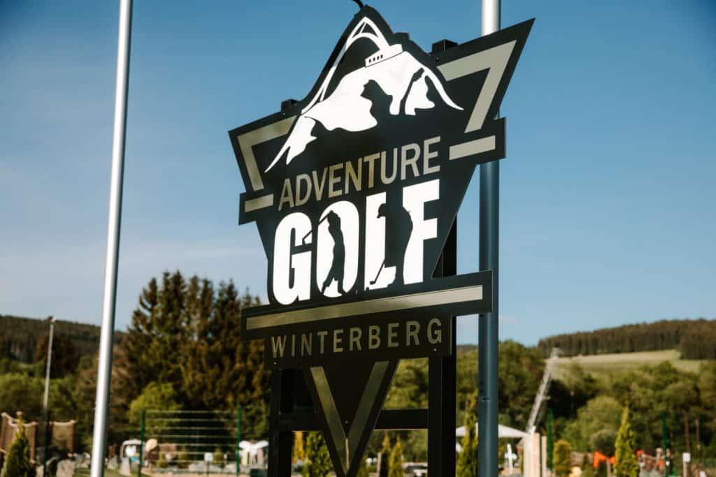 Adventuregolf Winterberg Pop Up