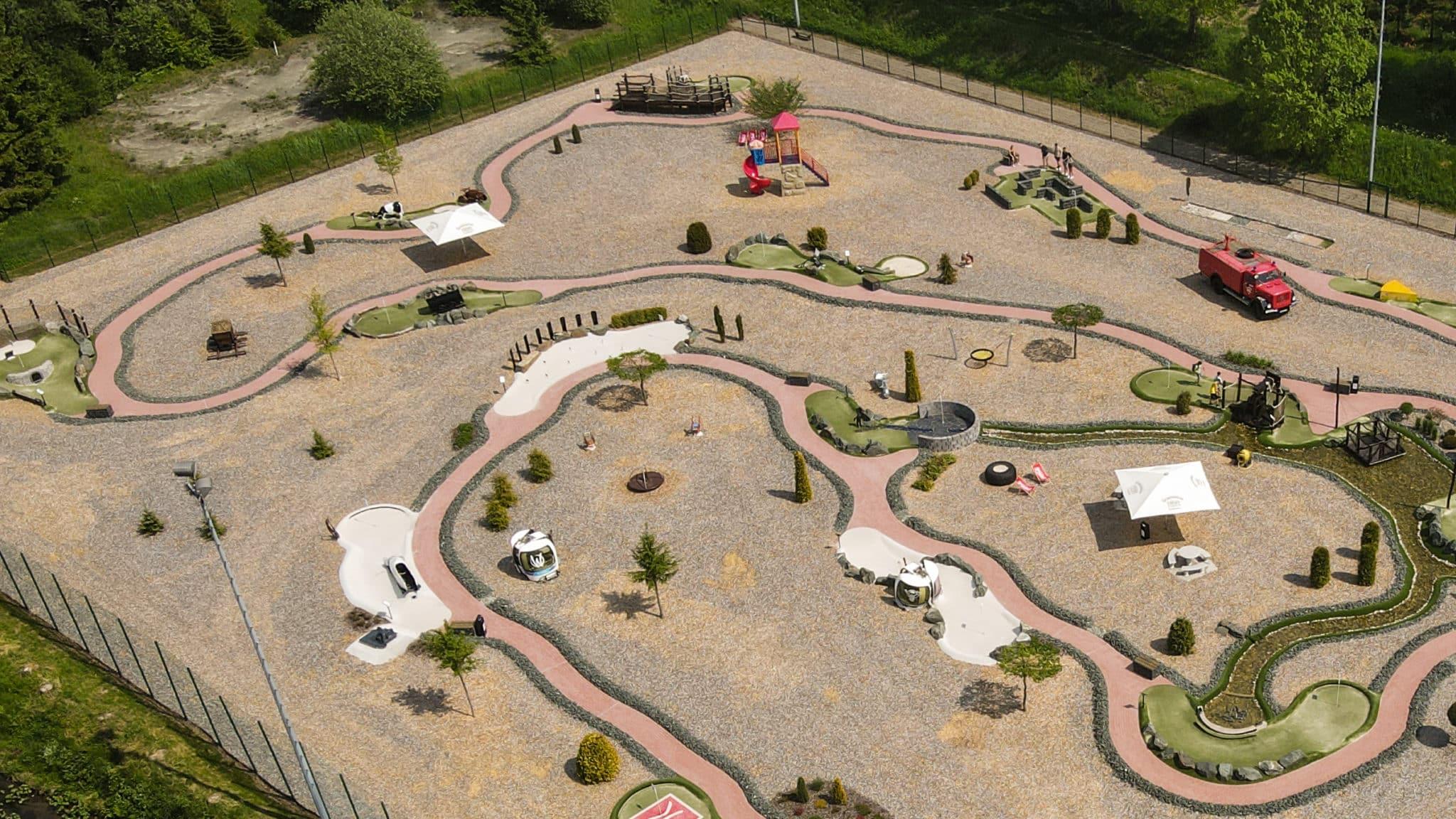 Spielplatz-Adventuregolf Winterberg