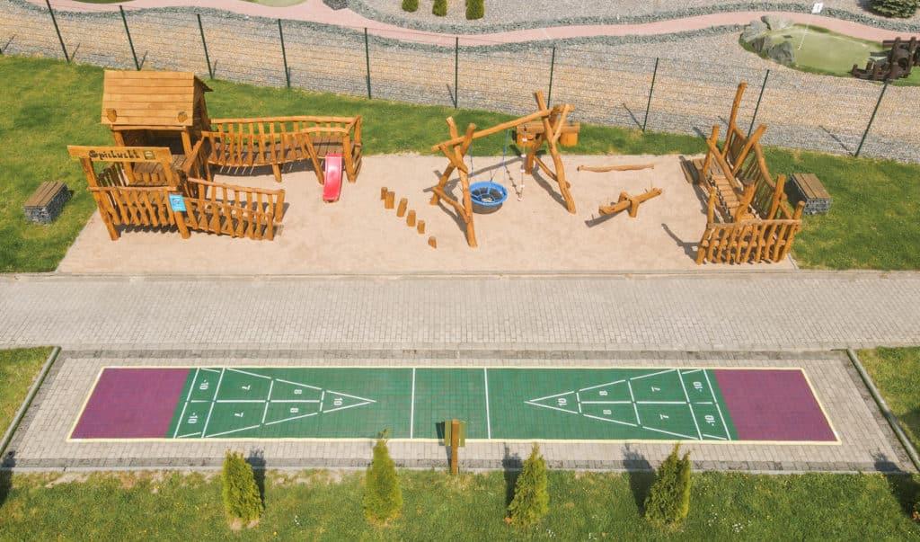 Adventuregolf-Spielewelt Spielplatz
